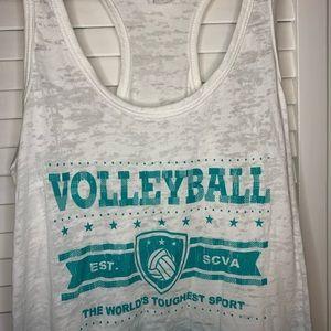 Volleyball Tank